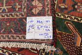 4' 9 x 9' 3 Bakhtiar Persian Runner Rug thumbnail