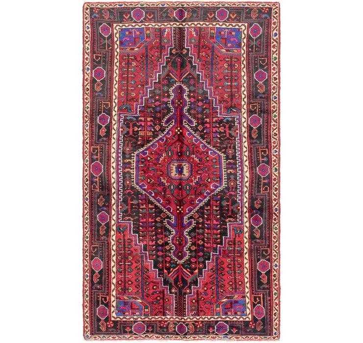 5' 4 x 9' 4 Tuiserkan Persian Rug