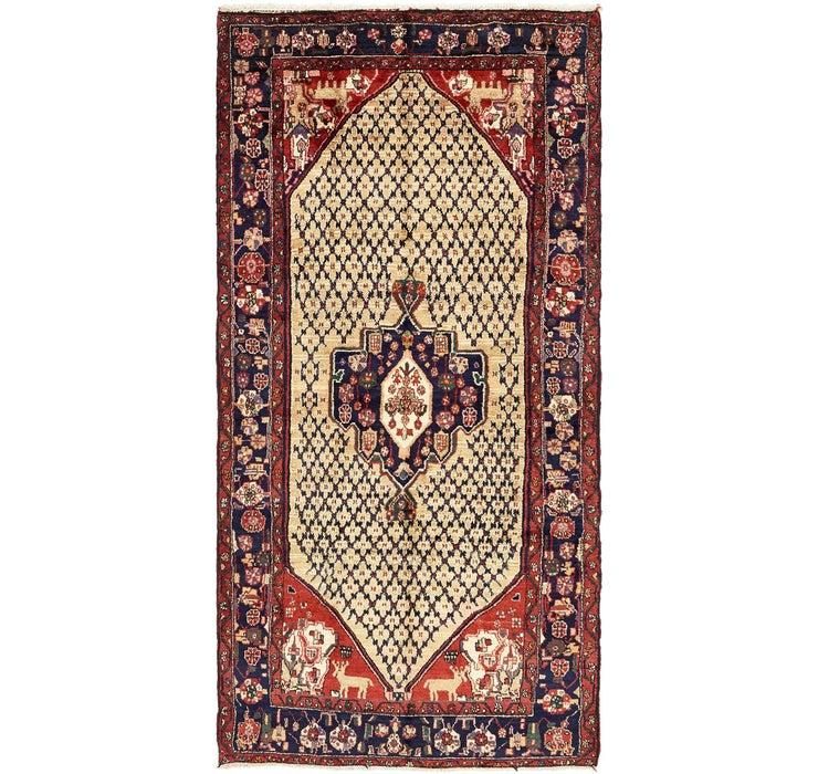 5' 5 x 9' 8 Koliaei Persian Rug