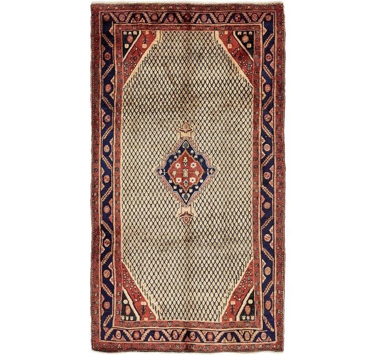 155cm x 287cm Songhor Persian Rug