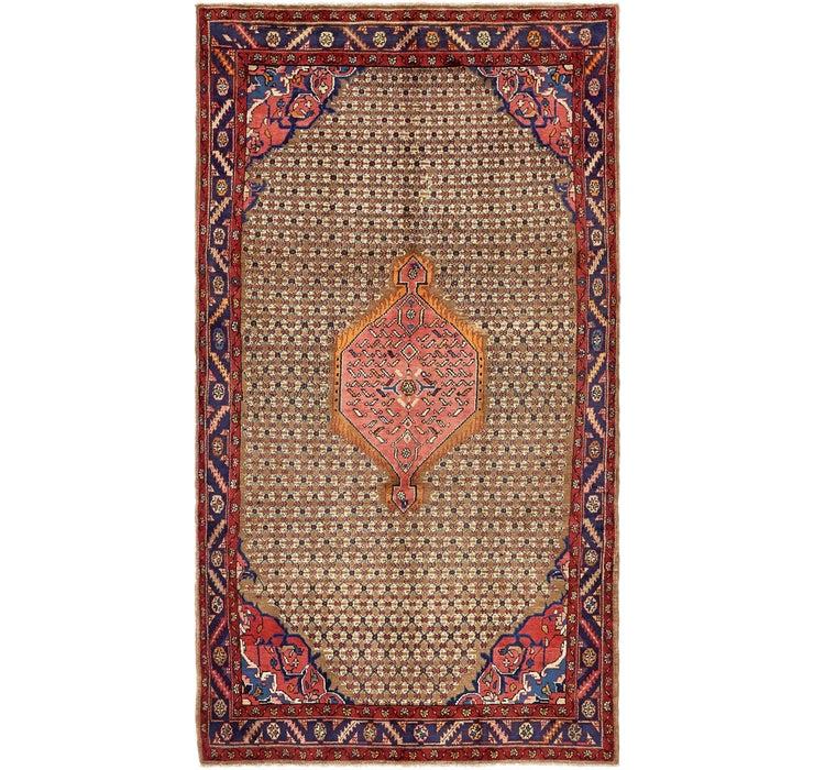 5' 4 x 9' 10 Koliaei Persian Rug