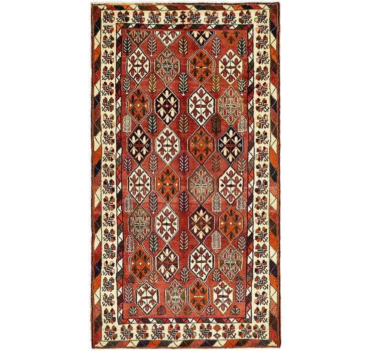 152cm x 282cm Bakhtiar Persian Rug