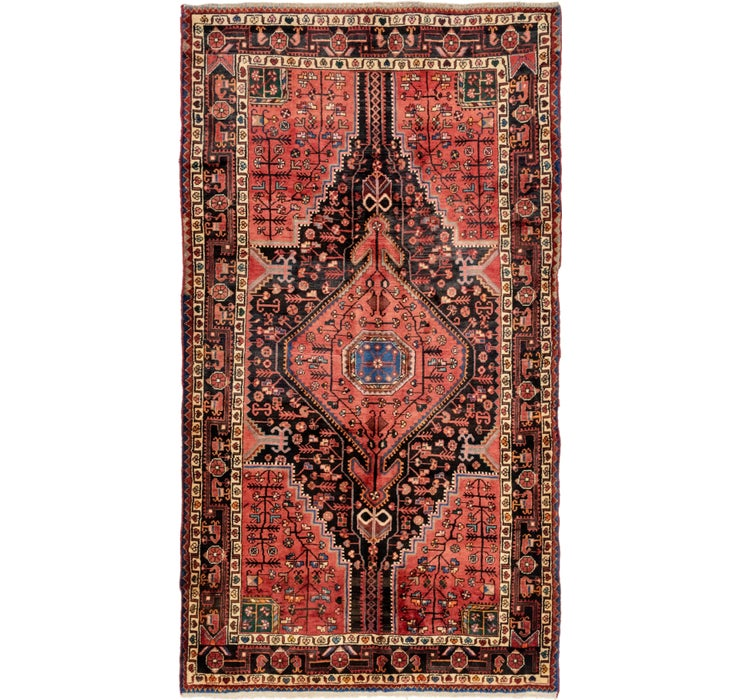 5' 9 x 10' 4 Tuiserkan Persian Rug