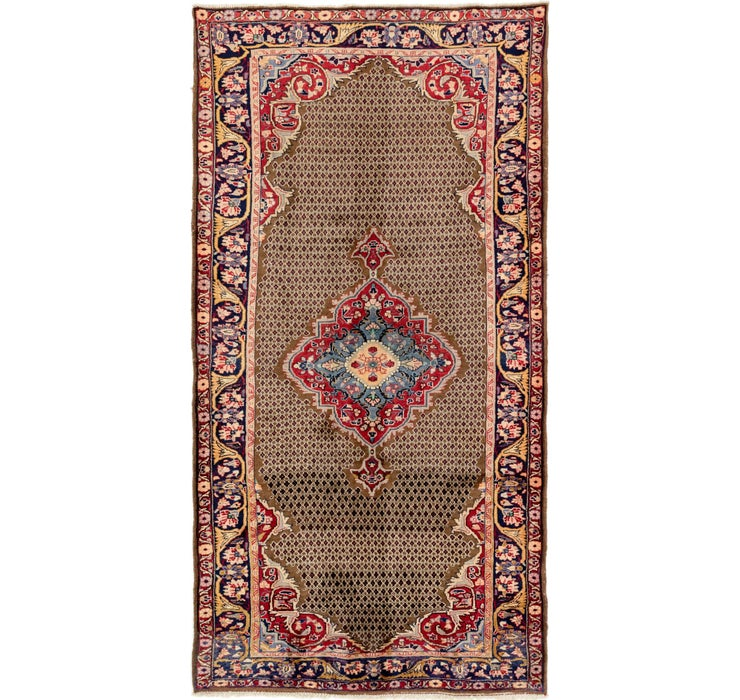 152cm x 305cm Songhor Persian Runner ...