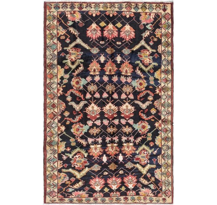 6' x 9' 2 Nanaj Persian Rug