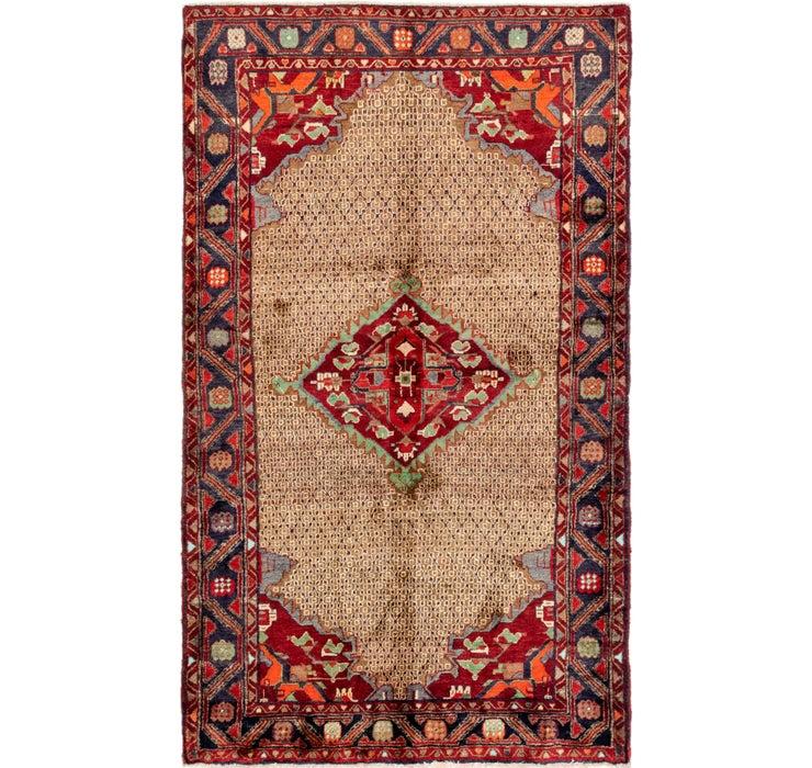 Image of 165cm x 290cm Songhor Persian Rug