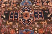 5' 9 x 9' 5 Nahavand Persian Rug thumbnail