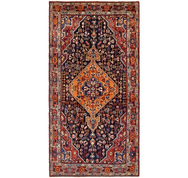 5' 2 x 10' 5 Nahavand Persian Rug