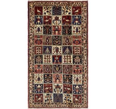 5' 6 x 10' 2 Bakhtiar Persian Rug main image