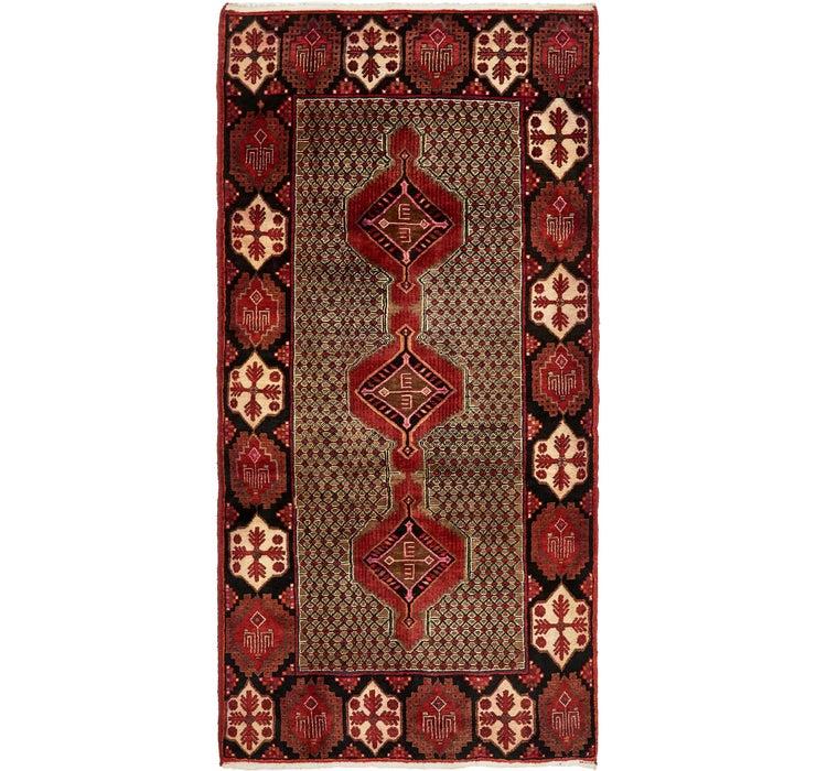147cm x 295cm Songhor Persian Rug