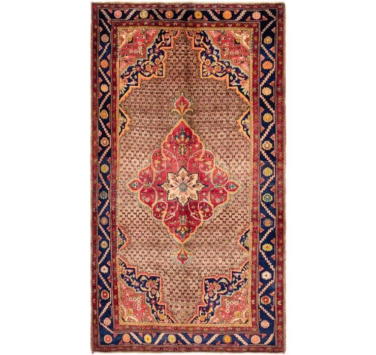 165cm x 297cm Songhor Persian Rug
