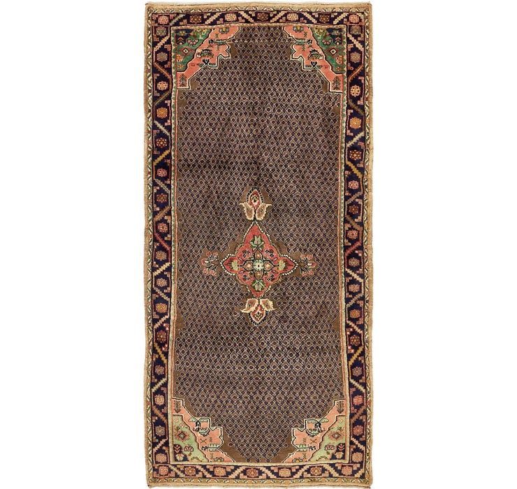 127cm x 275cm Songhor Persian Runner ...