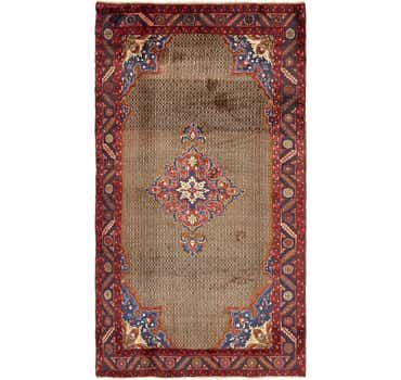 5' x 8' 10 Songhor Persian Rug