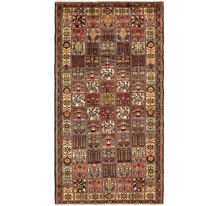 5' 3 x 10' 3 Bakhtiar Persian Rug
