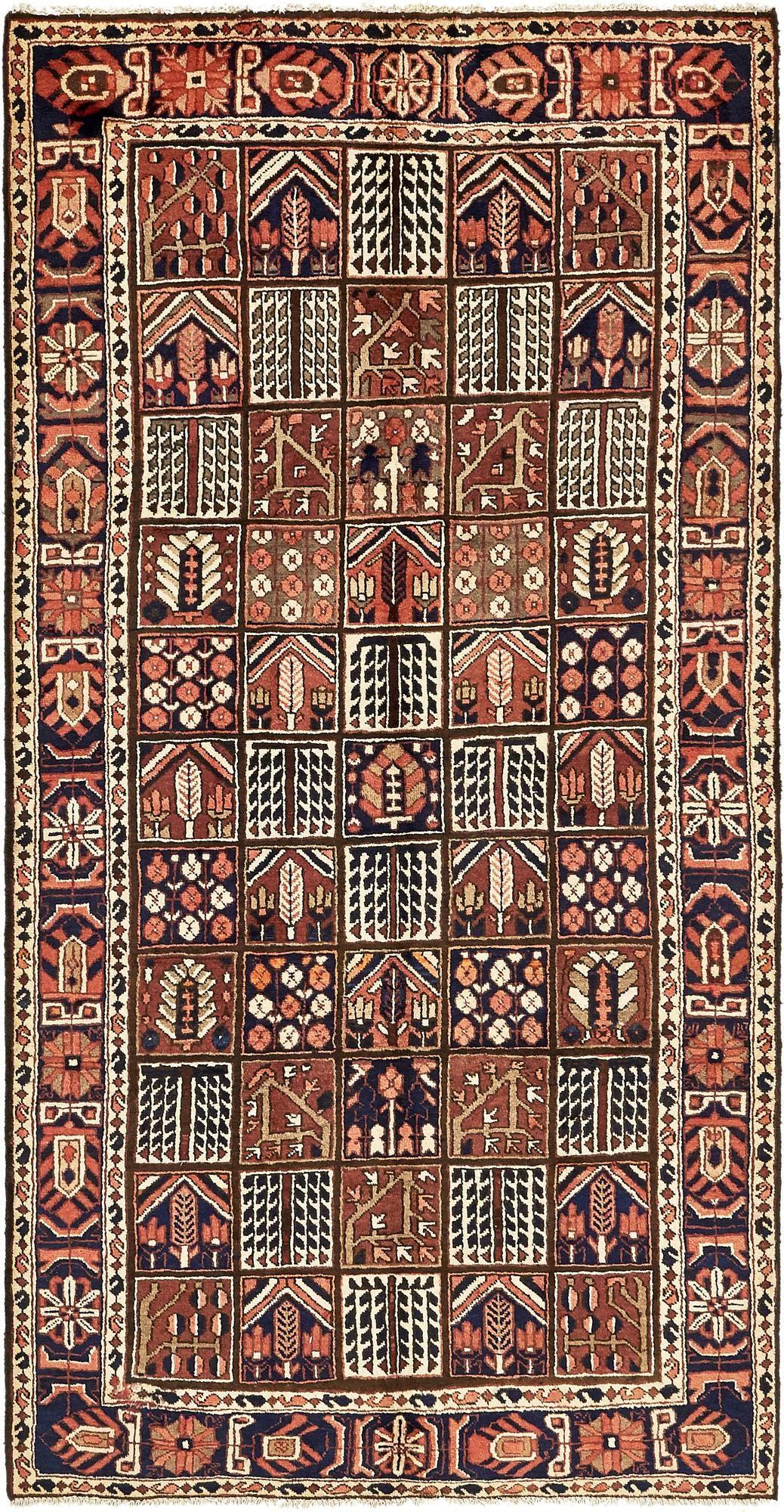 5' 3 x 10' 2 Bakhtiar Persian Rug main image