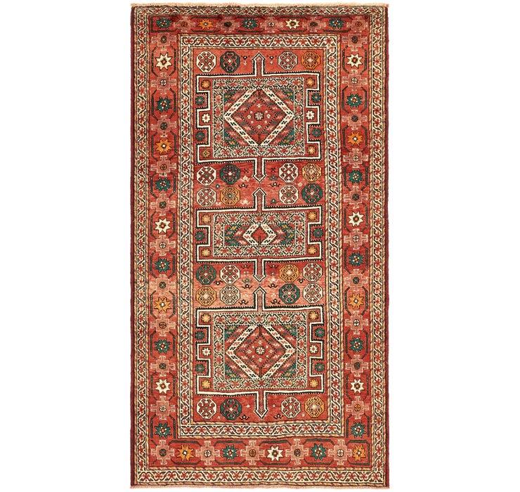 152cm x 292cm Ghoochan Persian Rug