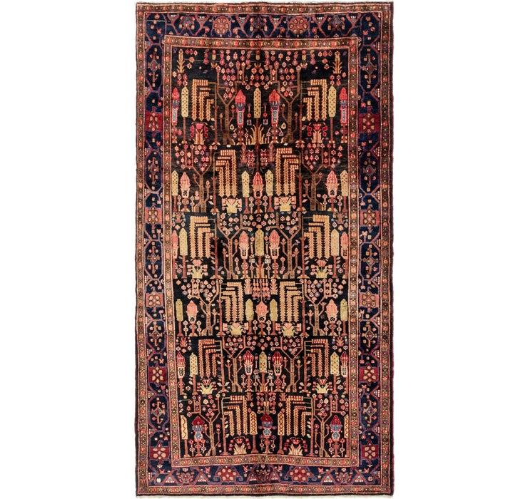 160cm x 295cm Songhor Persian Rug