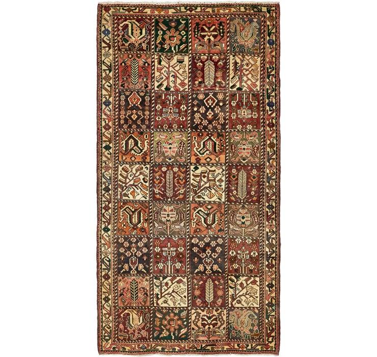 157cm x 312cm Bakhtiar Persian Rug
