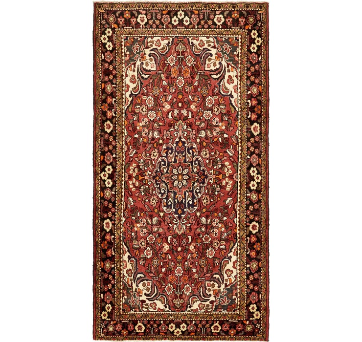155cm x 305cm Borchelu Persian Runner...