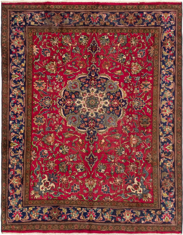 7' 9 x 9' 10 Tabriz Persian Rug main image