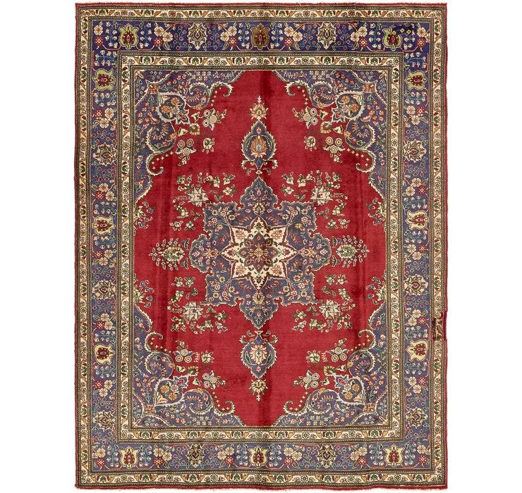 8' 5 x 11' 4 Tabriz Persian Rug