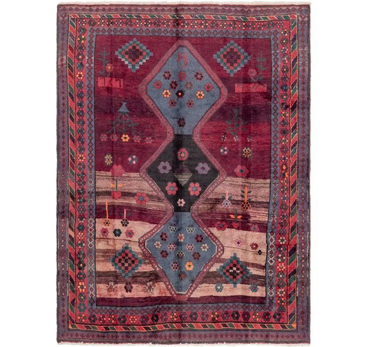 195cm x 270cm Koliaei Persian Rug