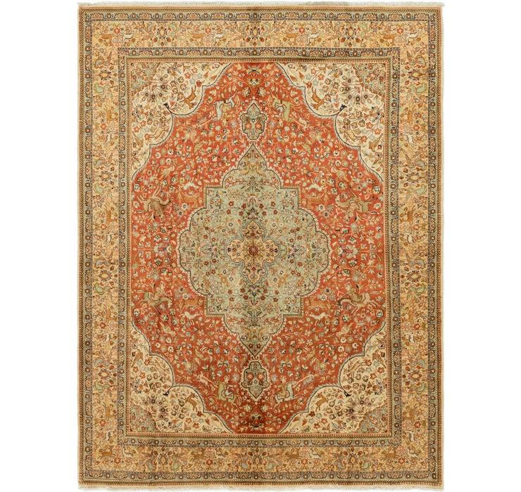 250cm x 330cm Tabriz Persian Rug