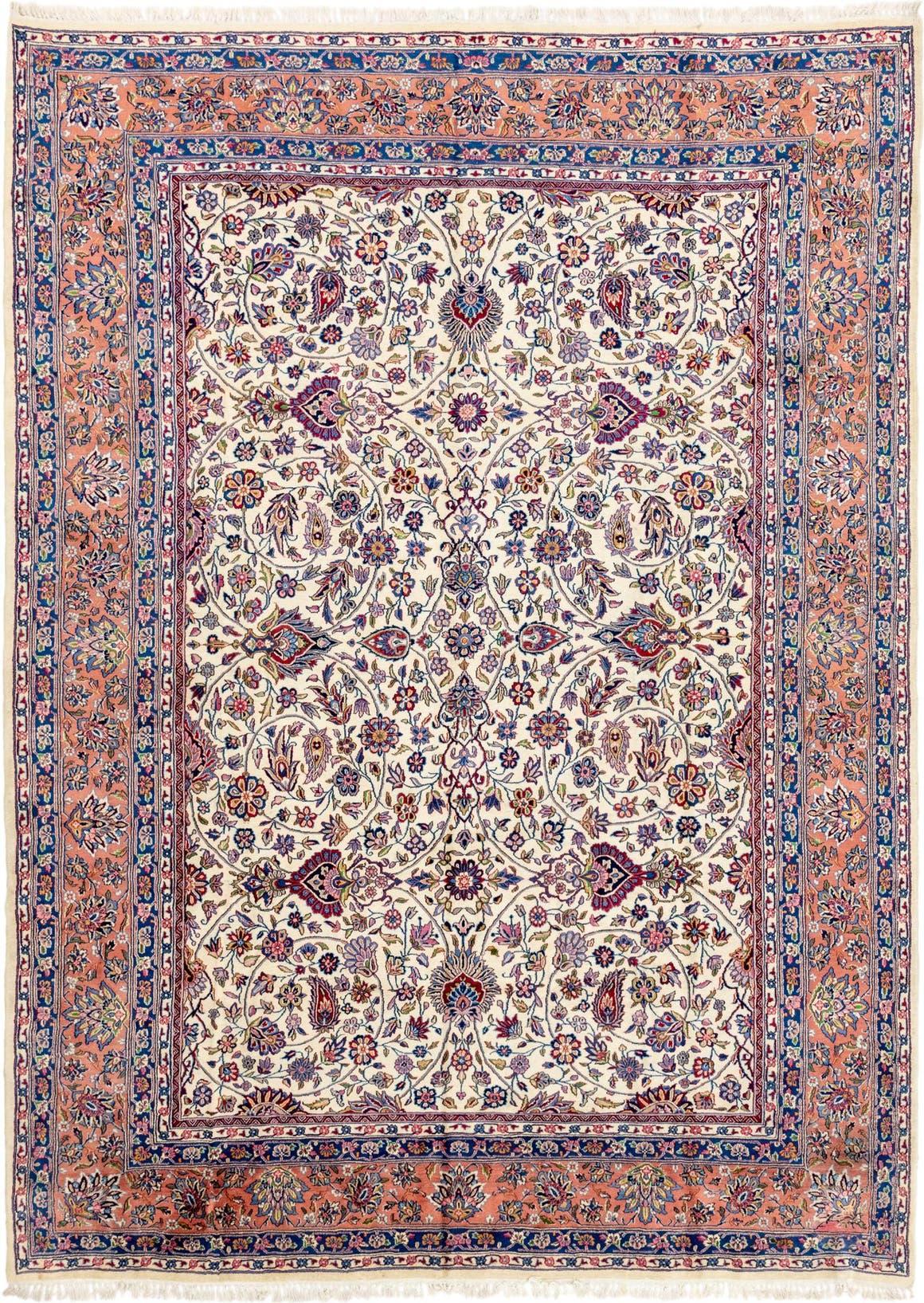 8' 3 x 11' 7 Kerman Persian Rug main image
