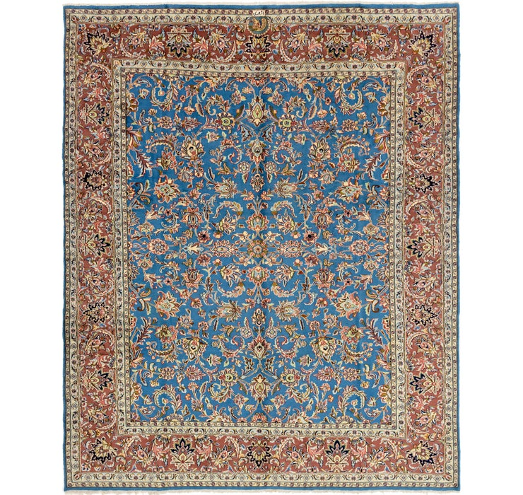 305cm x 378cm Yazd Persian Rug