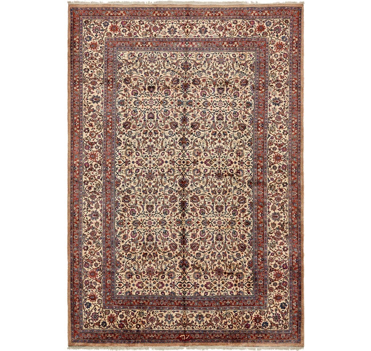 11' 9 x 17' 1 Mashad Persian Rug