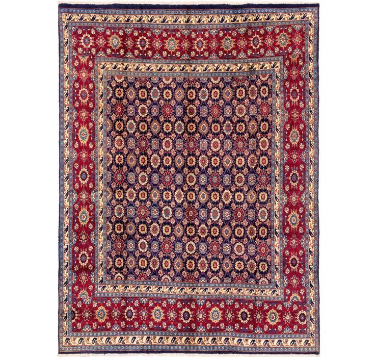 Image of 287cm x 385cm Varamin Persian Rug