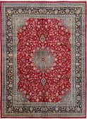 10' 3 x 13' 2 Kashmar Persian Rug thumbnail