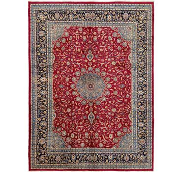 Image of 10' 3 x 13' 2 Kashmar Persian Rug