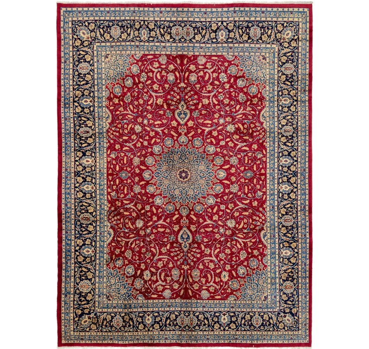 Image of 10' 3 x 13' 2 Kashmar Persian Rug