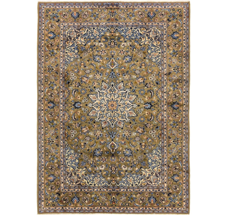 250cm x 340cm Isfahan Persian Rug