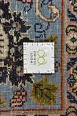9' 9 x 9' 10 Kashmar Persian Square Rug thumbnail