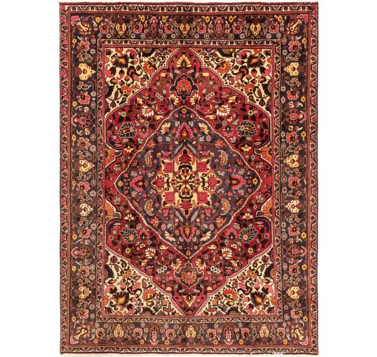 257cm x 355cm Bakhtiar Persian Rug