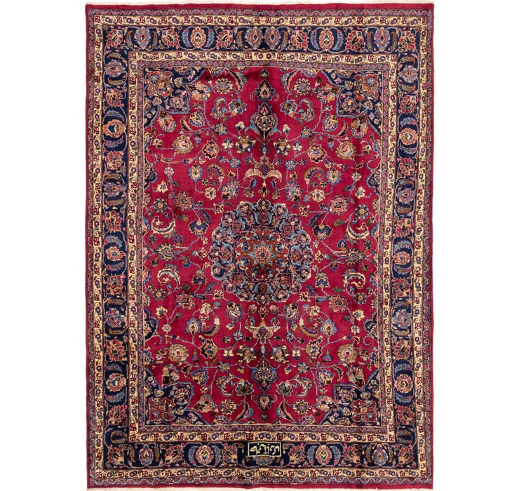 8' 1 x 11' 2 Mashad Persian Rug