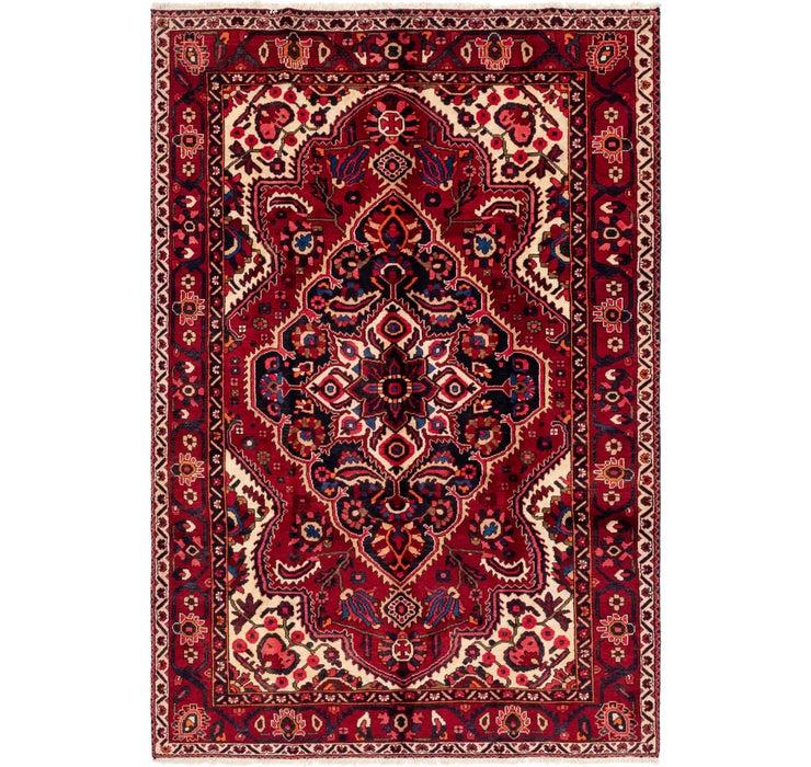205cm x 305cm Bakhtiar Persian Rug