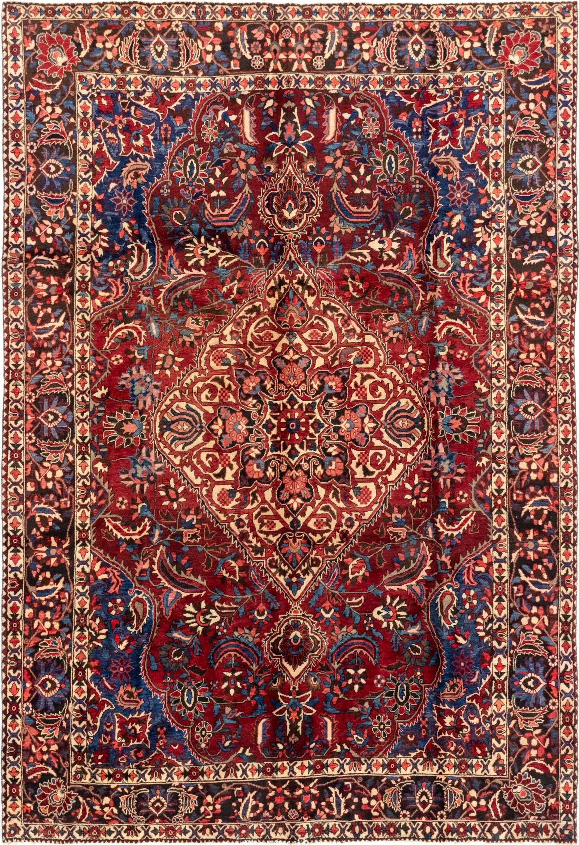 6' 10 x 10' Bakhtiar Persian Rug main image
