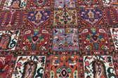 7' 1 x 9' 7 Bakhtiar Persian Rug thumbnail