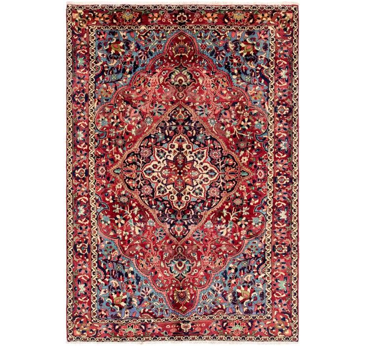 213cm x 318cm Bakhtiar Persian Rug