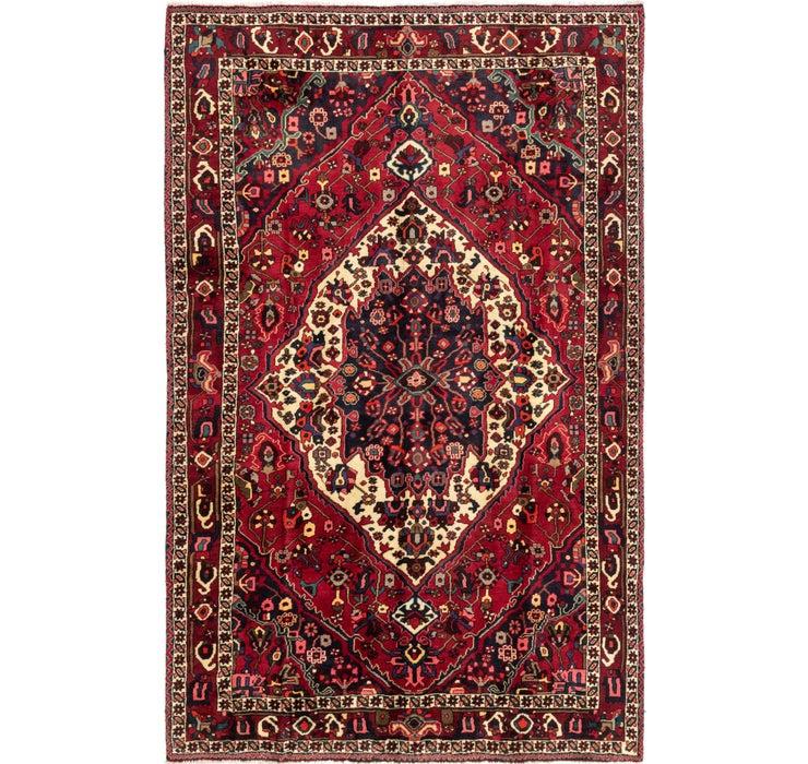 6' 8 x 10' 10 Bakhtiar Persian Rug