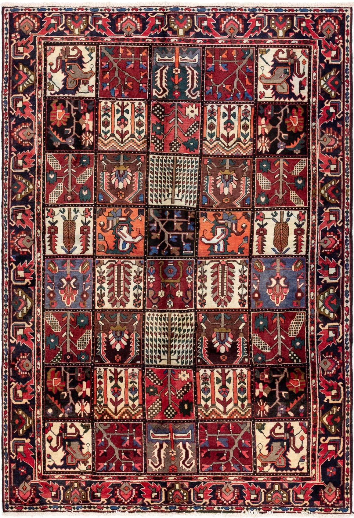 7' x 10' Bakhtiar Persian Rug main image
