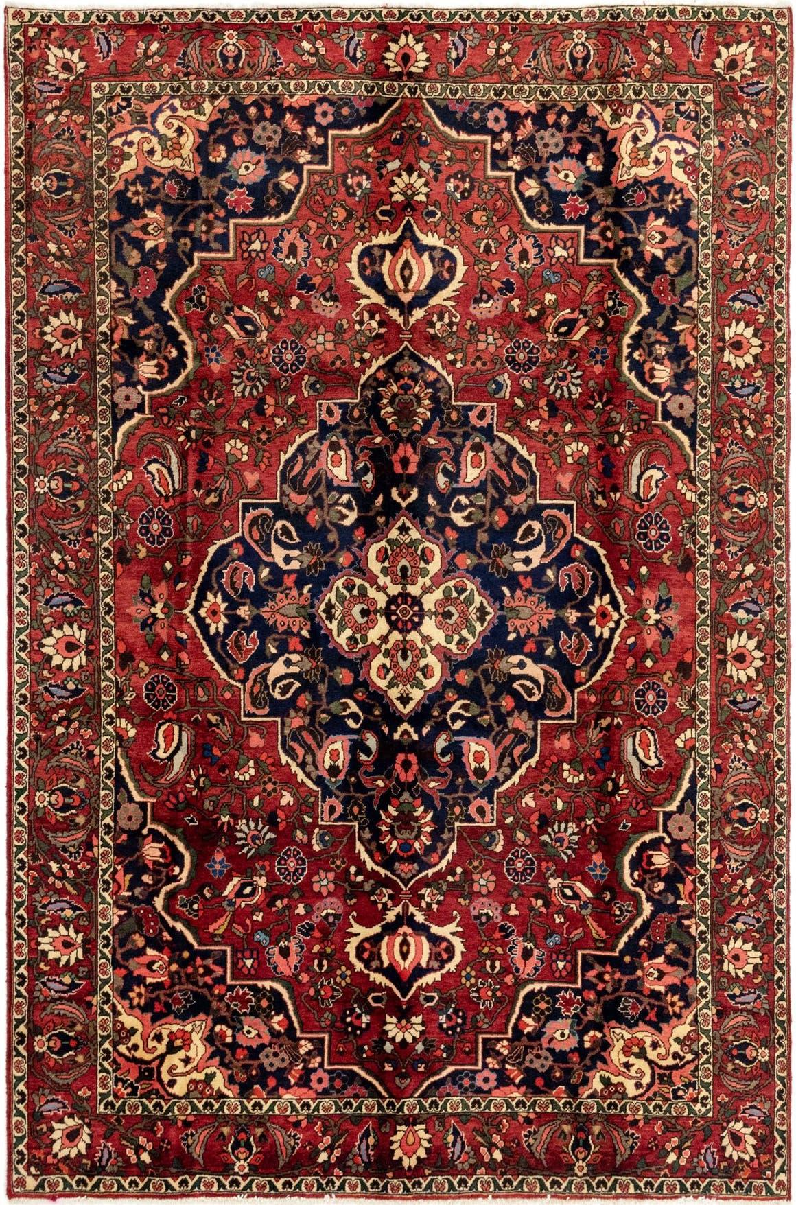 6' 10 x 10' 5 Bakhtiar Persian Rug main image