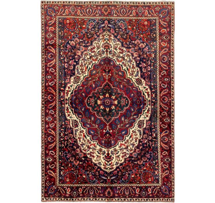225cm x 345cm Bakhtiar Persian Rug