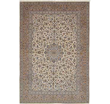 Image of 11' 3 x 16' 4 Kashan Persian Rug