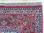 100cm x 150cm Isfahan Persian Rug thumbnail