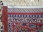 3' 3 x 4' 11 Isfahan Persian Rug thumbnail
