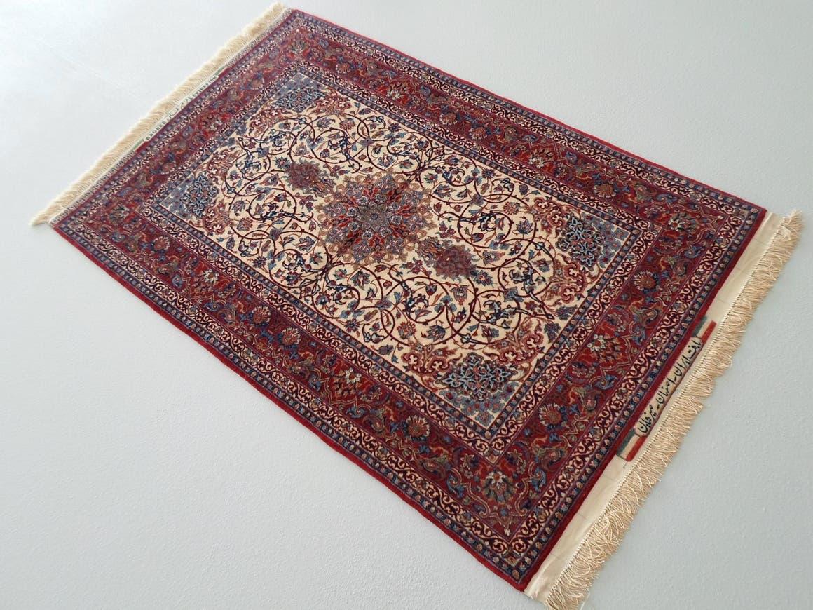 100cm x 150cm Isfahan Persian Rug main image